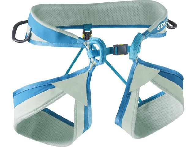 Klettergurt Gelbox : Edelrid loopo ii harness jade petrol campz.ch